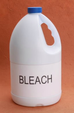 bleach can be used to remedy jock itch