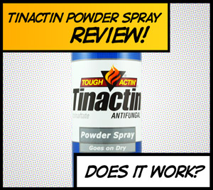 Review of Tinactin Spray Powder