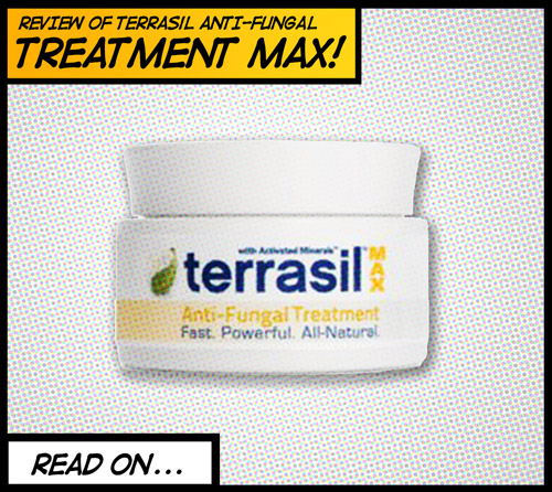 Terrasil Anti-Fungal Treatment Max product review