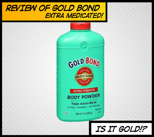 Review Of Gold Bond Medicated Extra Strength Powder