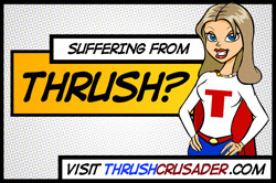 Thrush Treatment and Thrush Cure at ThrushCrusader.com