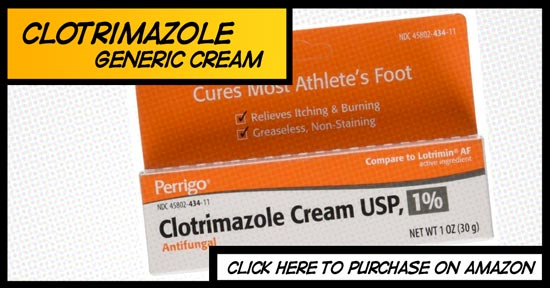 Clotrimazole Antifungal Cream Review for curing jock itch