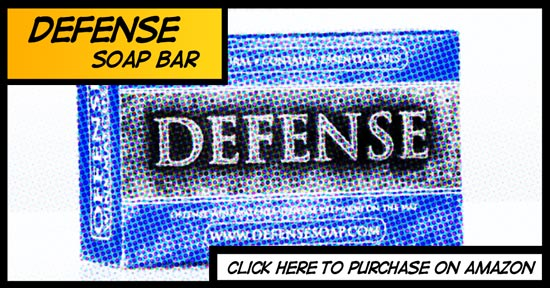 Defense soap review for fighting jock itch and bad skin conditions