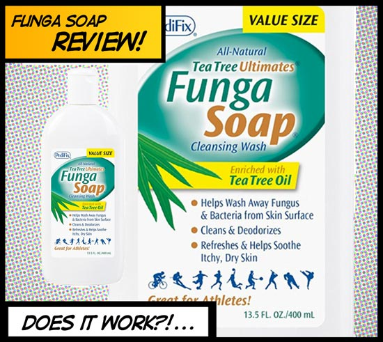 funga soap review for jock itch relief