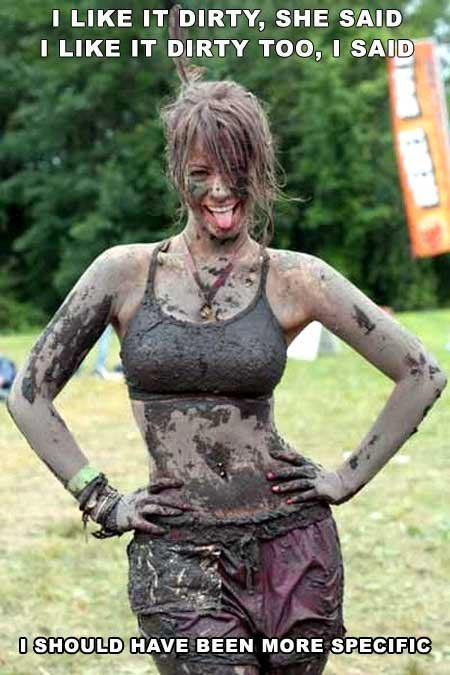 Mud is a cheap and natural jock itch cure!